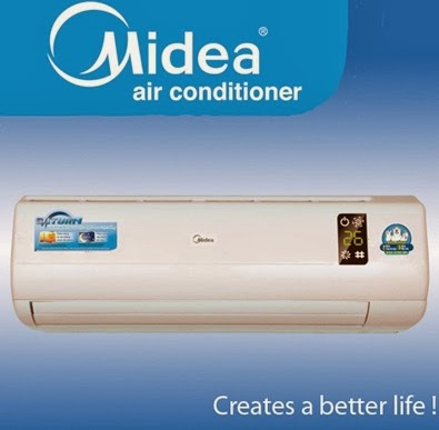 Điều hòa Midea 1 chiều 18000btu model MS11D1- 18CR