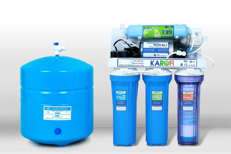 Máy lọc nước Karofi 7 cấp - Không tủ KT-K70