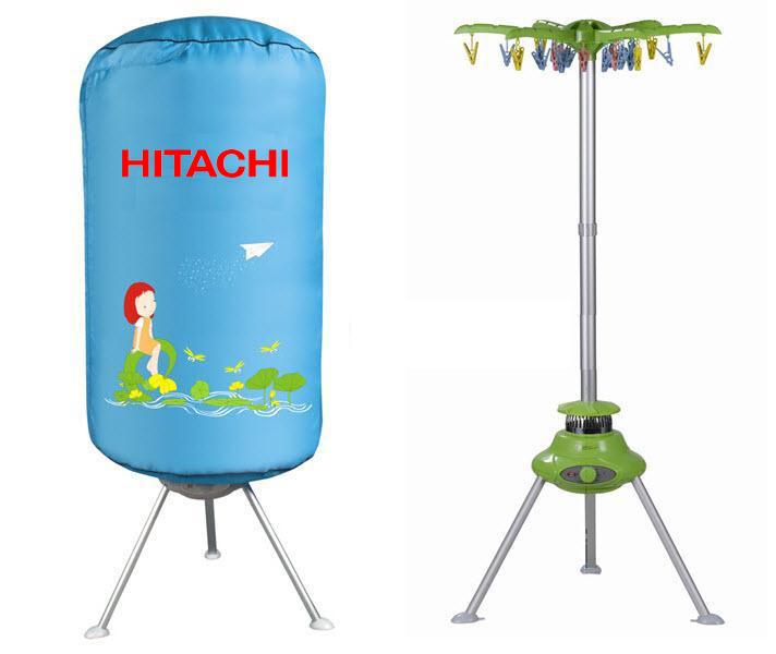 Máy sấy, tủ sấy quần áo Hitachi