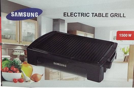 Vỉ nướng điện Samsung Hàn Quốc DH611A