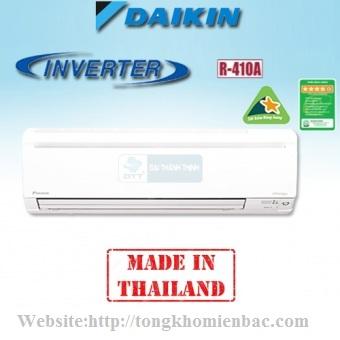 Điều hòa Daikin 1 chiều 21000BTU Inverter FTKS60GVMV