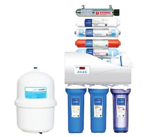 Máy lọc nước Karofi thông minh iRO 1.1, 9 cấp đèn UV