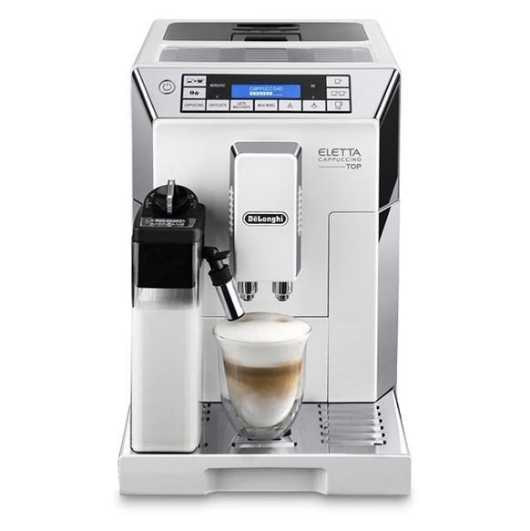Máy pha cà phê tự động DeLonghi ECAM 45.760.W