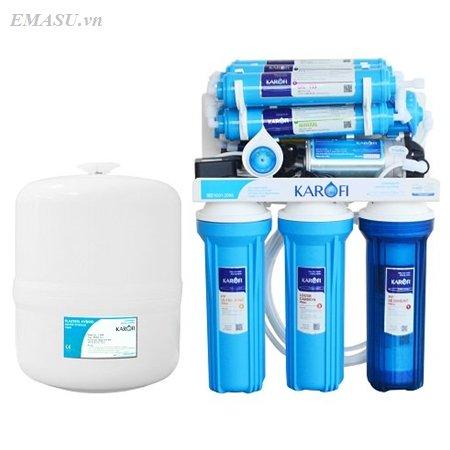 Máy lọc nước sRO 8 cấp