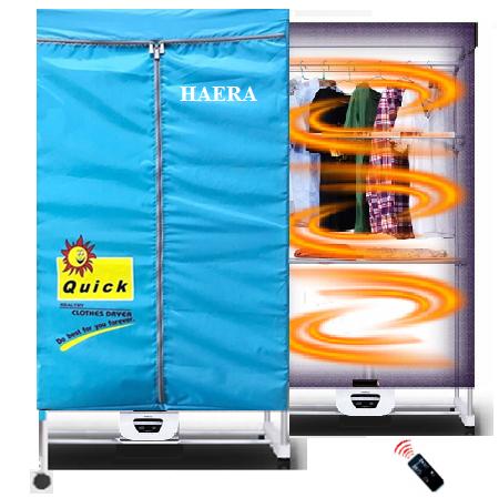 Máy sấy quần áo Haera 858 (màn hình cảm ứng)