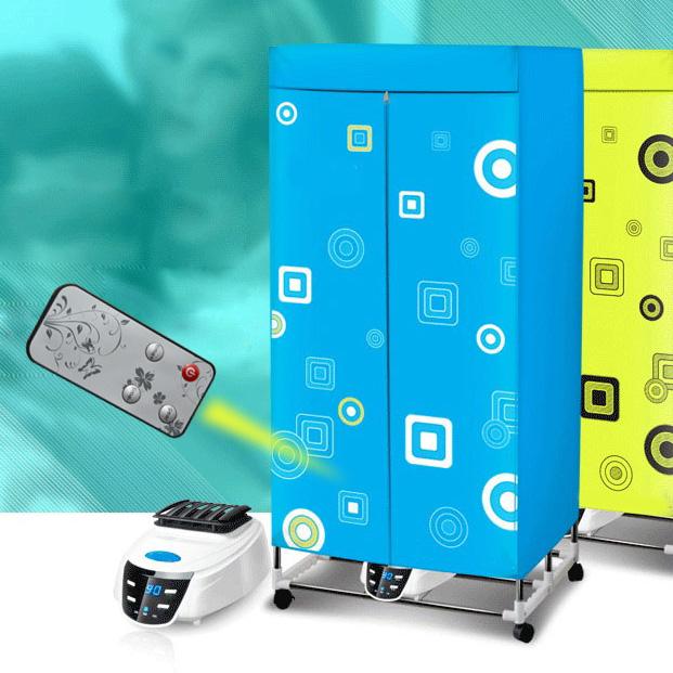 Máy sấy, tủ sấy quần áo Panasonic HD882F khung Inox siêu bền (HD882F)