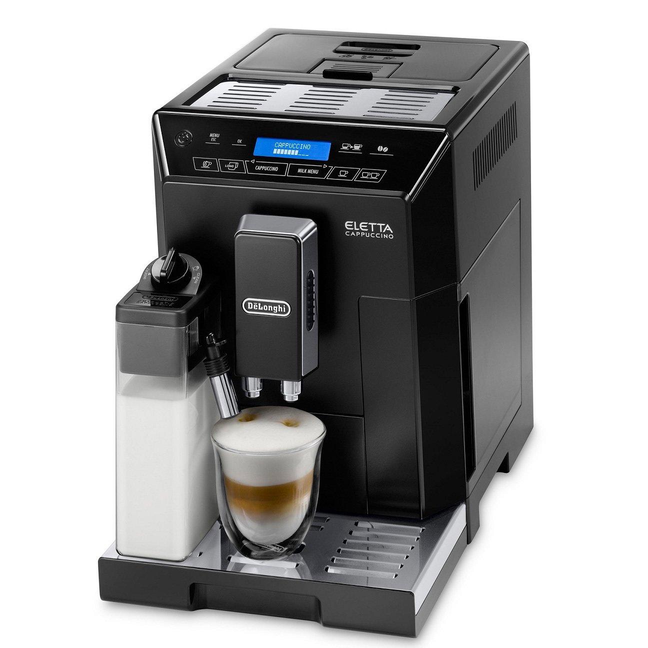 Máy pha cà phê Delonghi tự động ECAM44.660.B