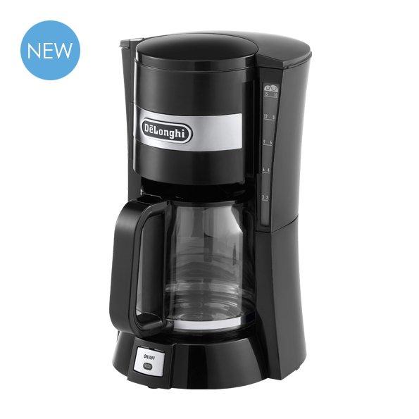 Máy pha cà phê Delonghi dung tích 10 tách ICM15210.1