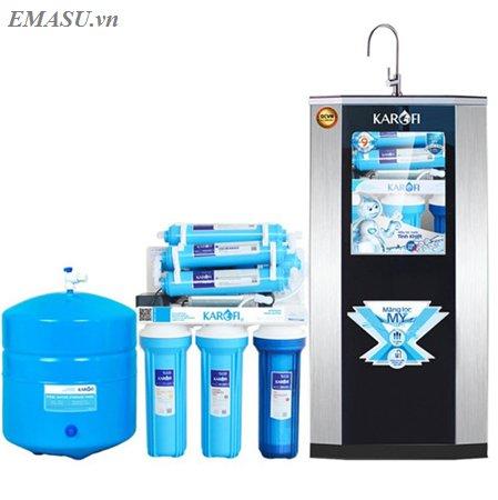 Máy lọc nước Karofi 9 cấp lọc tủ IQ (KT9)