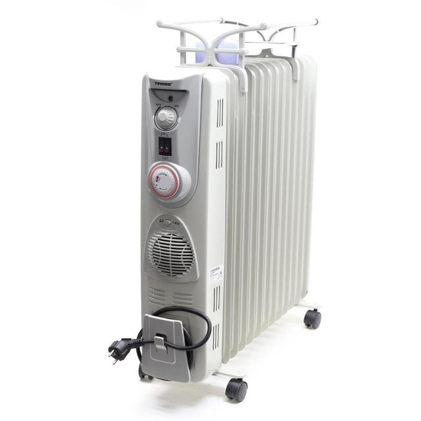Máy sưởi ấm Tiross TS926 (13 thanh nhiệt, 2800W)